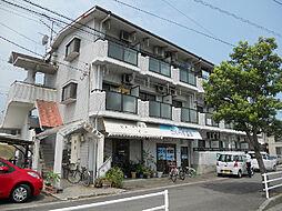 愛媛県松山市西長戸町の賃貸マンションの外観