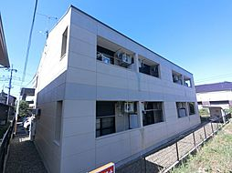 千葉県香取市佐原ホの賃貸マンションの外観