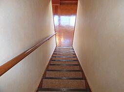 階段には滑り止...