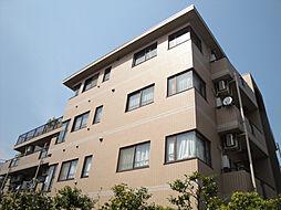 東京都立川市砂川町2丁目の賃貸マンションの外観