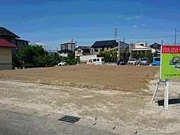 現地写真。桜町...