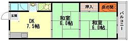 芦田マンション[3階]の間取り