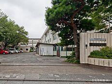八王子市立川口中学校 距離1500m