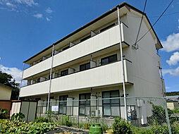 滋賀県甲賀市土山町大野の賃貸マンションの外観