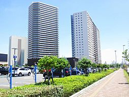 築浅のタワーマンション ミッドオアシスタワーズ タワー棟
