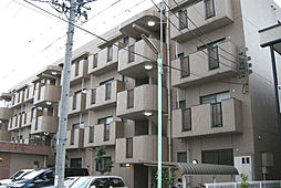 愛知県名古屋市守山区大谷町の賃貸マンションの外観