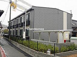 JR東海道・山陽本線 東加古川駅 バス7分 水足東口下車 徒歩14分の賃貸アパート