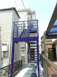 神奈川県横浜市戸塚区汲沢6丁目の賃貸アパートの外観