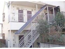 リバーハイツ[2階]の外観