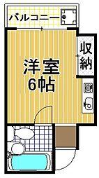 MYF2[2階]の間取り