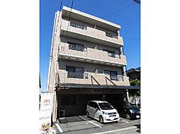 愛媛県松山市山越2丁目の賃貸マンションの外観