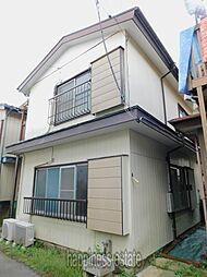 [一戸建] 神奈川県相模原市南区西大沼1丁目 の賃貸【/】の外観
