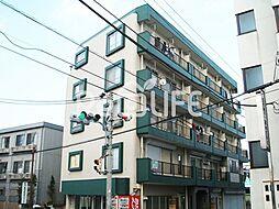 東京都国分寺市東戸倉の賃貸マンションの外観