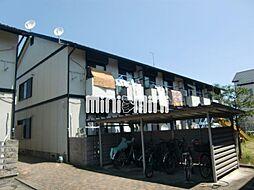 リバーサイドSUWA A棟[2階]の外観