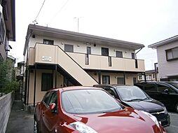 Sアパート[1階]の外観