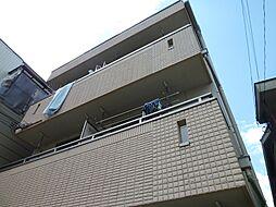 大阪府摂津市正雀本町2丁目の賃貸マンションの外観