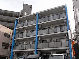 クレール鶴見[2階]の外観