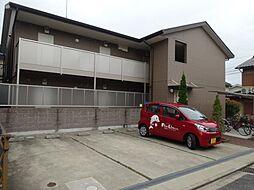 アムール吉田中大路[2階]の外観