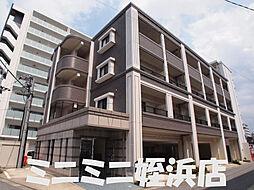 福岡県福岡市西区西都1丁目の賃貸マンションの外観