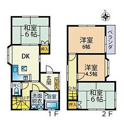 神奈川県横浜市港南区笹下6丁目