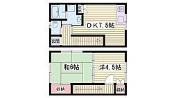JR播但線 新野駅 4kmの賃貸アパート
