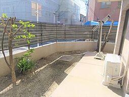 20.12平米の専用庭有り