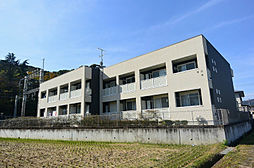 京都府八幡市八幡高坊の賃貸アパートの外観