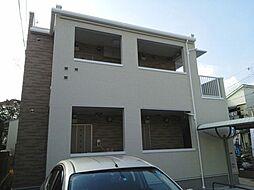 JR阪和線 北信太駅 徒歩3分の賃貸アパート