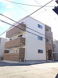 大阪府守口市東光町1丁目の賃貸アパートの外観
