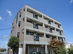 愛知県長久手市仏が根の賃貸マンションの外観