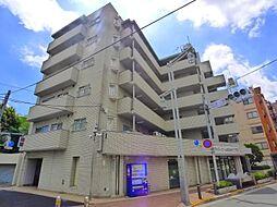 東京都足立区竹ノ塚1丁目の賃貸マンションの外観