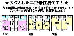北中込駅 2,900万円
