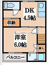 [一戸建] 大阪府大阪市東成区東小橋3丁目 の賃貸【/】の間取り