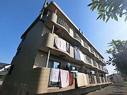 千葉県富里市御料の賃貸マンションの外観