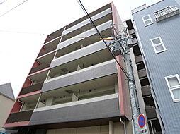大阪府大阪市淀川区新高3丁目の賃貸マンションの外観