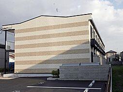 兵庫県姫路市西庄の賃貸アパートの外観