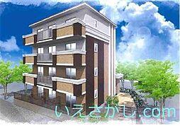KTIレジデンス神戸元町[4階]の外観