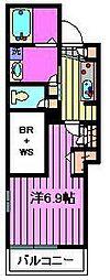 (仮称)My Style 岸町A・B[2階]の間取り