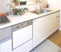 ダイニングキッチンのイメージです。お客様のご要望をお伺いしてプランを作成することも可能です。