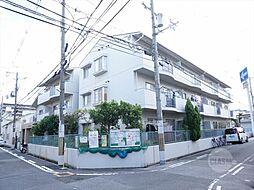 穂波マンション[3階]の外観