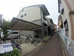 ソレーユ宝塚[2階]の外観