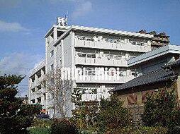 サンハイツカワムラ[1階]の外観
