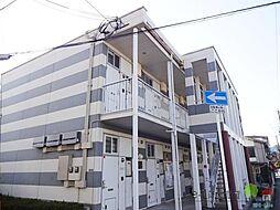 レオパレスネイバーズN[2階]の外観