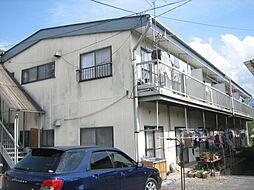 コーポ熊谷B[2階]の外観