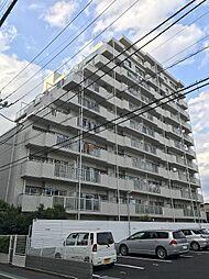埼玉県川越市通町の賃貸マンションの外観