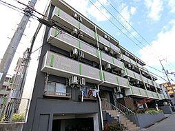 横山第8マンション[4階]の外観