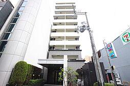 コスモプレミアムベイ大阪[6階]の外観