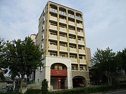 愛知県名古屋市千種区四谷通1丁目の賃貸マンションの外観