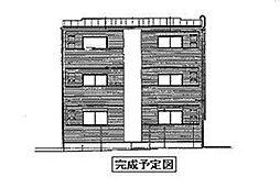 高松東1丁目アパート[1階]の外観