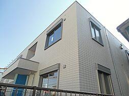 神奈川県茅ヶ崎市高田5丁目の賃貸マンションの外観